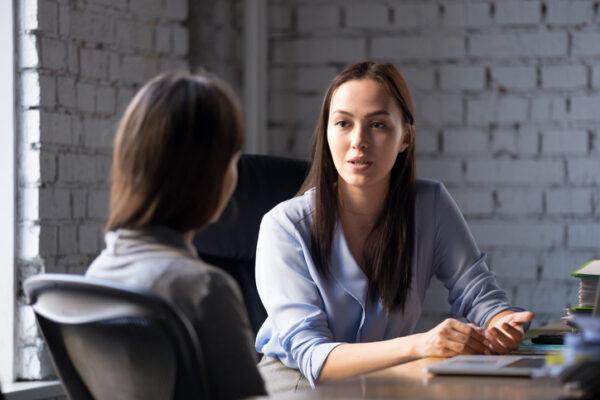 Vrouwen in gesprek web
